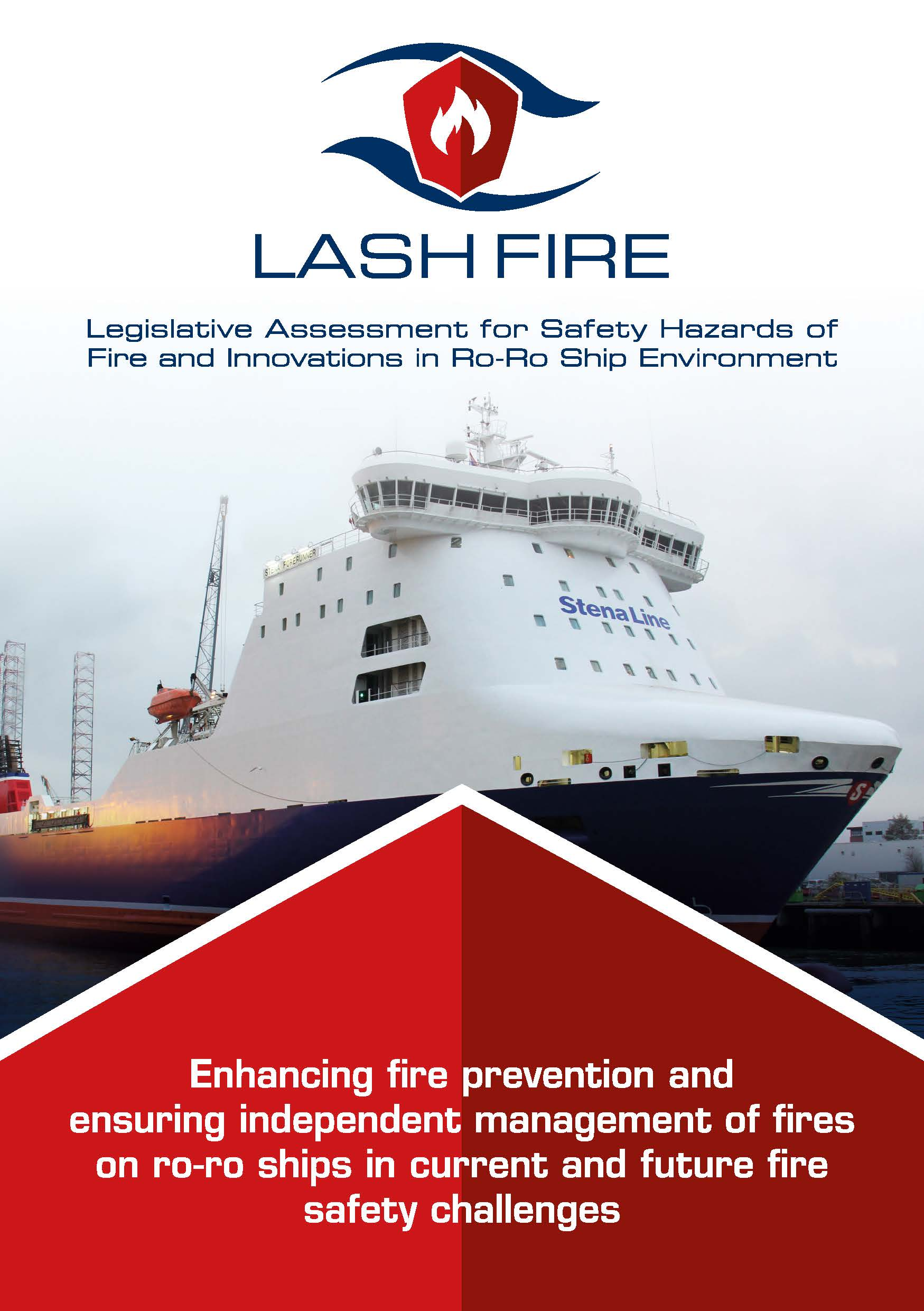 LASH FIRE project flyer