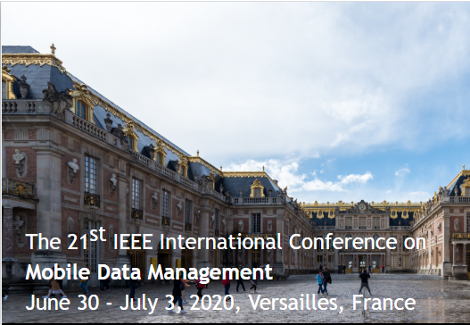 LASH FIRE mentioned in 21st IEEE Mobile Data Management conference paper