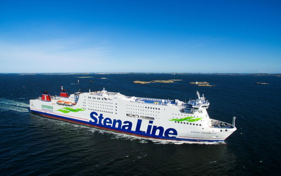 LASH FIRE and Stena featured in Shippax Info Magazine