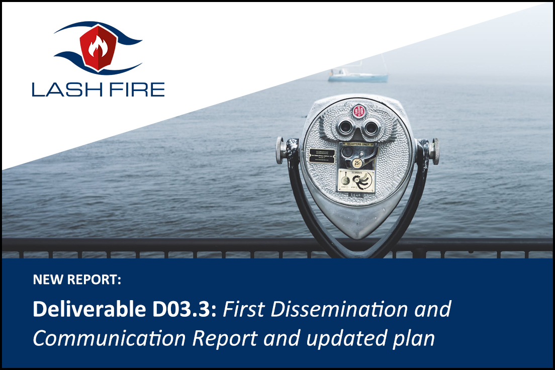 Welcome to read the Deliverable D3.3 report: First Dissemination and Communication Report and updated plan