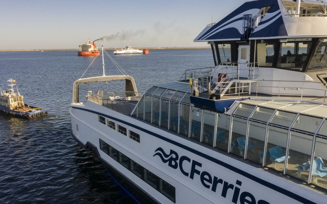 Article on LASH FIRE in Passenger Ship Technology