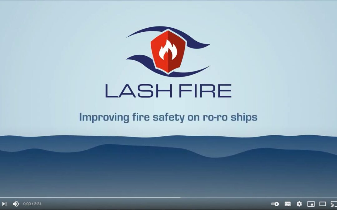 New LASH FIRE animation: Project and objectives in 2 minutes!