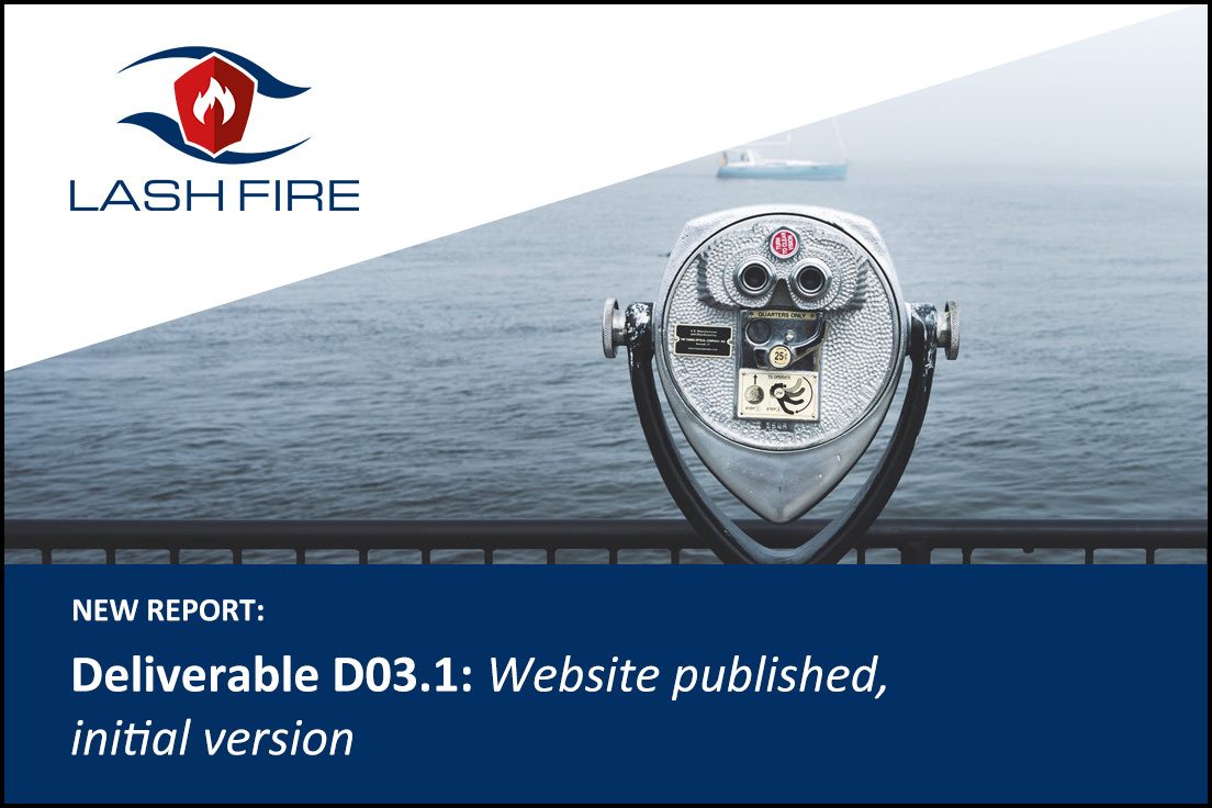 Welcome to read the Deliverable D03.1 report: Website published, initial version