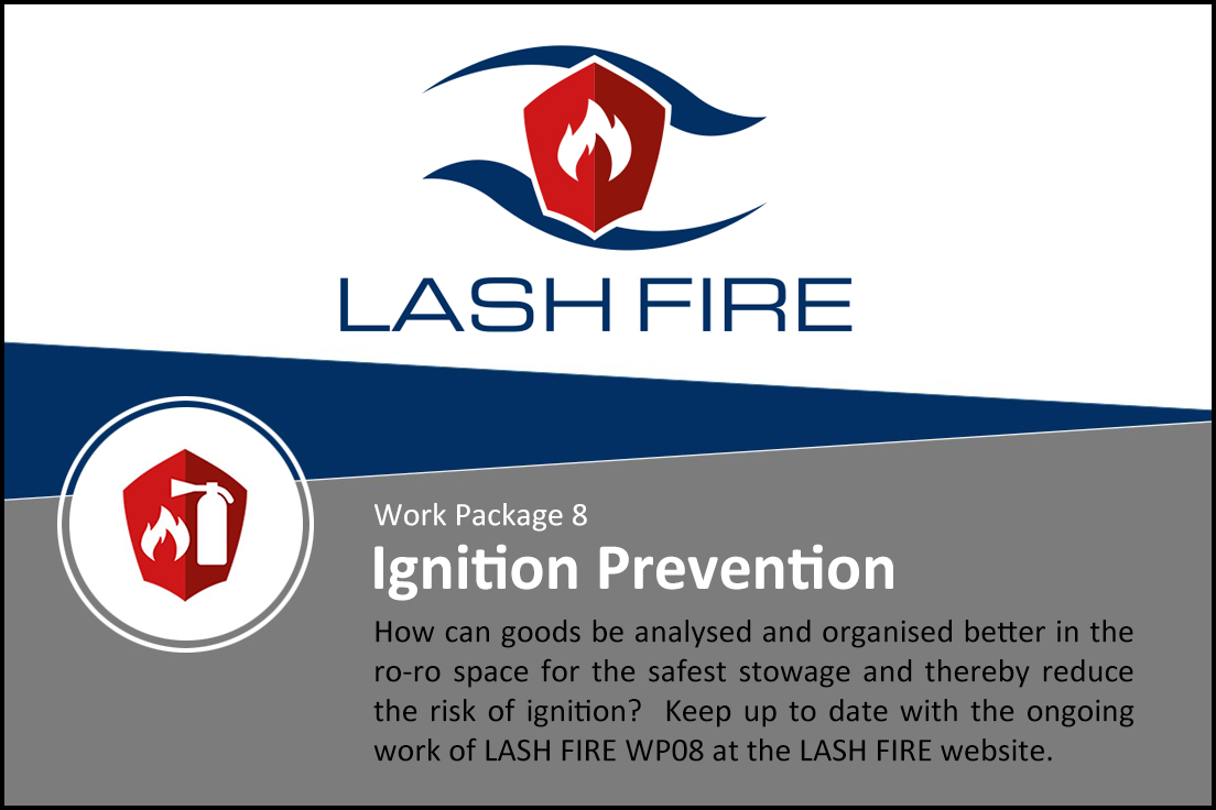 Read about the progress in WP08 – Ignition Prevention
