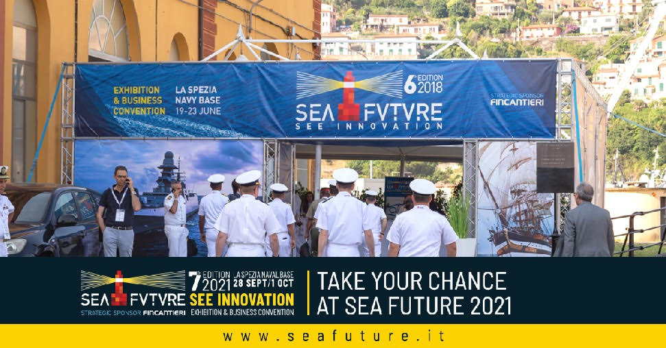 LASH FIRE presents at the 7th SEAFUTURE Business Convention, on 30th September