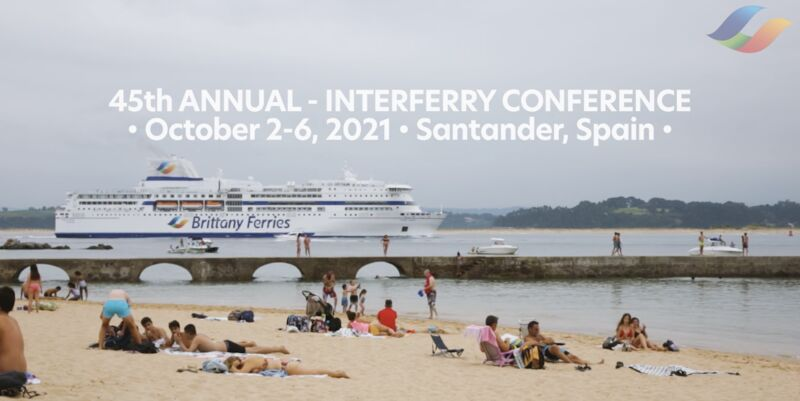 LASH FIRE presents at the 45th Annual Interferry Conference in Spain